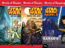 Star Wars World of Reading Level 2