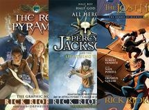 Rick Riordan's Graphic Novels