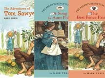 Tom Sawyer: Easy Reader Classics