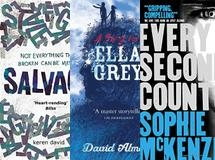 Telegraph Best YA Books of 2014