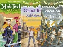 Magic Tree House Stories