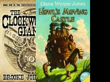 Steampunk Novels for YA