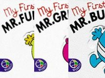 Mr Men Board Books