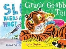 Laugh Out Loud Book Awards: Picture Books