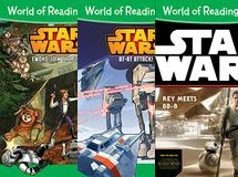 Star Wars World of Reading Level 1