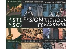 Sherlock Holmes - The Graphic Novels