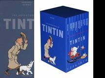 Tintin, Collections
