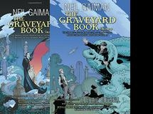 Graveyard Book Graphic Novels