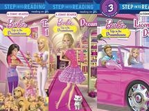 Step into Reading: Level 3, Barbie
